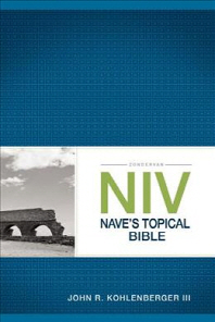 [해외]Zondervan NIV Nave's Topical Bible