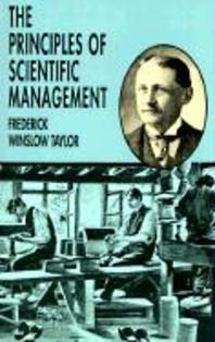 [해외]The Principles of Scientific Management