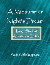 [해외]A Midsummer Night's Dream (Paperback)
