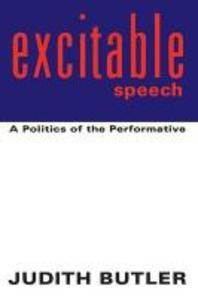 [해외]Excitable Speech (Paperback)