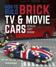 [해외]How to Build Brick TV and Movie Cars