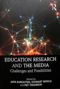 [해외]Education Research and the Media (Paperback)