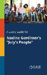 [해외]A Study Guide for Nadine Gordimer's July's People