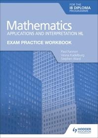 [해외]Exam Practice Workbook for Mathematics for the Ib Diploma (Paperback)
