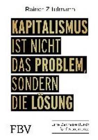 [해외]Kapitalismus ist nicht das Problem, sondern die Loesung (Hardback)
