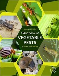 [해외]Handbook of Vegetable Pests