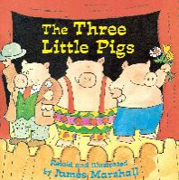 [해외]The Three Little Pigs