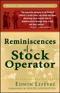 [해외]Reminiscences of a Stock Operator