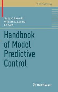[해외]Handbook of Model Predictive Control