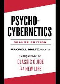 [해외]Psycho-Cybernetics Deluxe Edition (Hardcover)