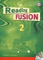 Reading Fusion 2(SB+MP3) =CD 있음/워크북 없음/사용감없는 최상급입니다