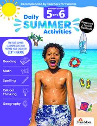 Daily Summer Activities 5 - 6