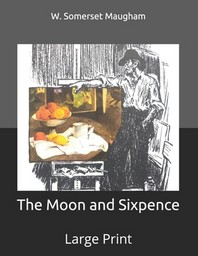 [해외]The Moon and Sixpence (Paperback)