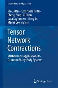 [해외]Tensor Network Contractions