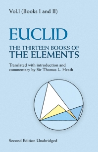 [해외]The Thirteen Books of the Elements, Vol. 1