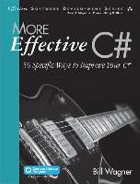 [해외]More Effective C# (Includes Content Update Program) (Paperback)