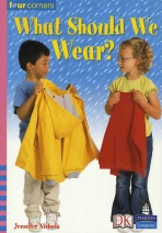 WHAT SHOULD WE WEAR(CD1장포함)(FOUR CORNERS)(Paperback)