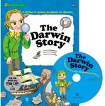 THE DARWIN STORY(다윈 이야기)(영문판)(CD1장포함)(GLOBAL HERO COMIC SERIES 2)