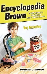 [해외]Encyclopedia Brown, Boy Detective