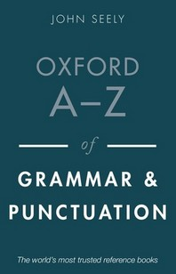 [해외]Oxford A-Z of Grammar and Punctuation
