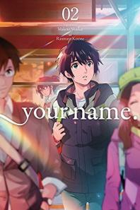 [해외]Your Name., Vol. 2 (Manga)