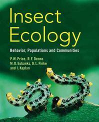 [해외]Insect Ecology
