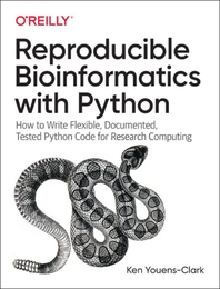 [해외]Mastering Python for Bioinformatics
