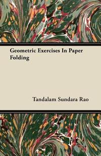 [해외]Geometric Exercises In Paper Folding (Paperback)