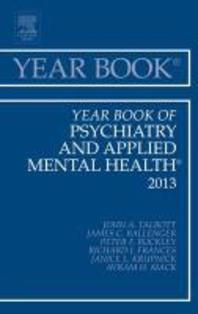 Year Book of Psychiatry and Applied Mental Health 2013, Volume 2013