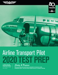 [해외]Airline Transport Pilot Test Prep 2020