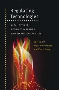 [해외]Regulating Technologies