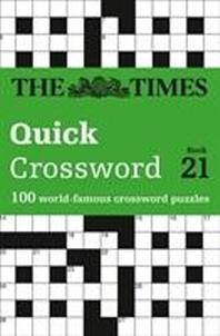 [해외]The Times Quick Crossword Book 21 (Paperback)