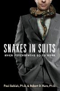 [해외]Snakes in Suits