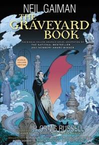 [해외]The Graveyard Book Graphic Novel Single Volume (Paperback)