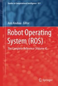 [해외]Robot Operating System (Ros)