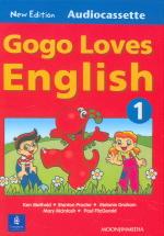 Gogo Loves English. 1 (Cassette Tape 1개) (New Edition)