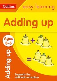 [해외]Collins Easy Learning Preschool - Adding Up Ages 3-5