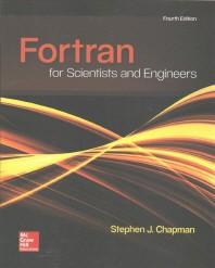 [해외]FORTRAN for Scientists & Engineers