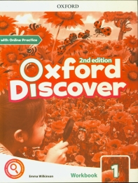 Oxford Discover: Level 1: Workbook with Online Practice