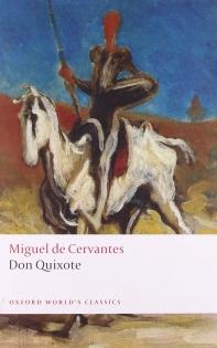 Don Quixote De LA Mancha (Oxford World Classics)(New Jacket)