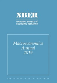 [해외]Nber Macroeconomics Annual 2019, Volume 34