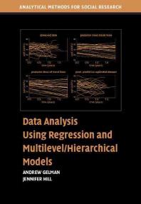 [해외]Data Analysis Using Regression and Multilevel/Hierarchical Models
