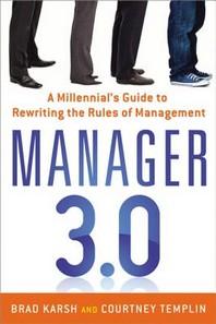 [해외]Manager 3.0 (Paperback)