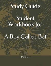 [해외]Study Guide Student Workbook for a Boy Called Bat (Paperback)