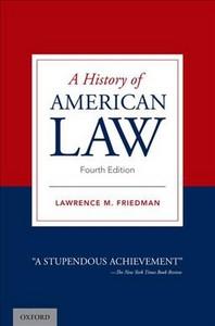 [해외]A History of American Law