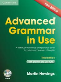Advanced Grammar in Use Book with Answers(CD1������)