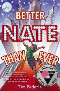 [해외]Better Nate Than Ever (Hardcover)
