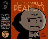 [해외]The Complete Peanuts 1950-1952