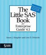 Little Sas Book for Enterprise Guide 4.1