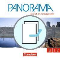 [해외]Panorama B1: Teilband 2 - Kursbuch und ?bungsbuch DaZ